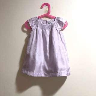 Baby Gap lilac dress