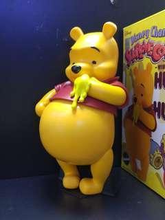 Winnie the pooh 18cm高模型
