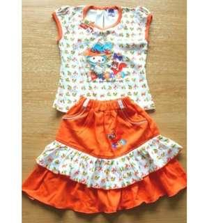 Girl Casual Dress