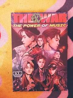 <SALE> EXO The War : The Power of Music