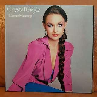 Crystal Gayle - Miss The Mississippi vinyl records