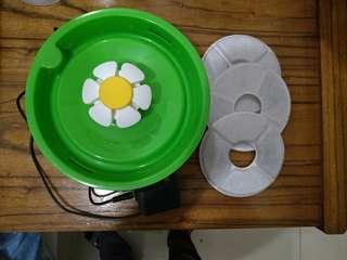 🚚 花朵喝水機