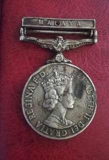 Queen Medal
