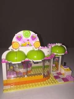 Lego Juice Shop