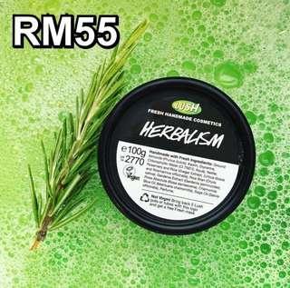 Lush Herbalism Fresh Cleanser