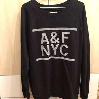 🚚 Abercrombie & Fitch刷毛上衣