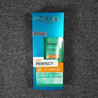 Loréal - UV Perfect Matte & Fresh SPF 50++++