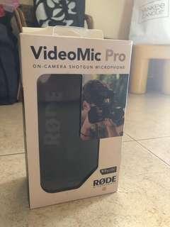 Camera RODE Mic