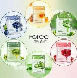 Rorec Natural Skin Care Mask