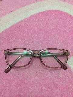 #bersihbersih Frame Kacamata Cokelat