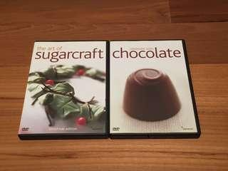 Instructional DVD (Sugarcraft and Chocoate)