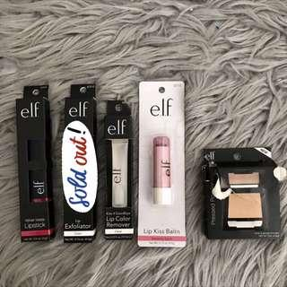 ELF products CLEARANCE!