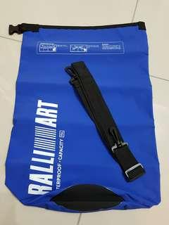 Mitsubishi Rally Art waterproof dry bag