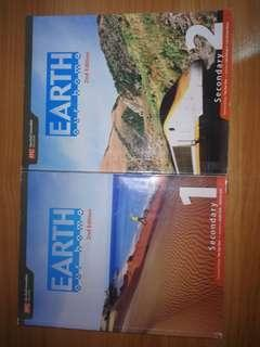 Lower Secondary Geography Textbooks: Earth Our Home