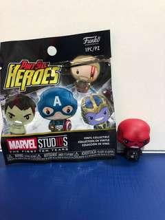Pint Size Heroes- Marvel - Red Skull
