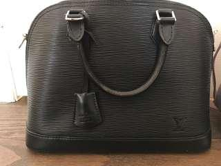Luxury Brand Black Bag