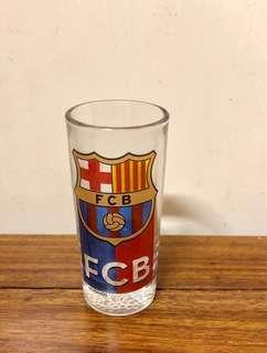 FC Barcelona 巴塞隆拿 酒杯仔