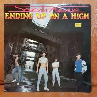 (Mint) Seventh Avenue  - Ending Up On A High Vinyl Record