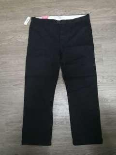 Old Navy black chinos (brand new)