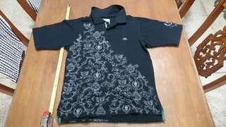 Ecko unltd black skull shirt