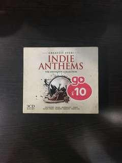 CD Indie Anthems