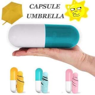 capsule umbrella (DM)