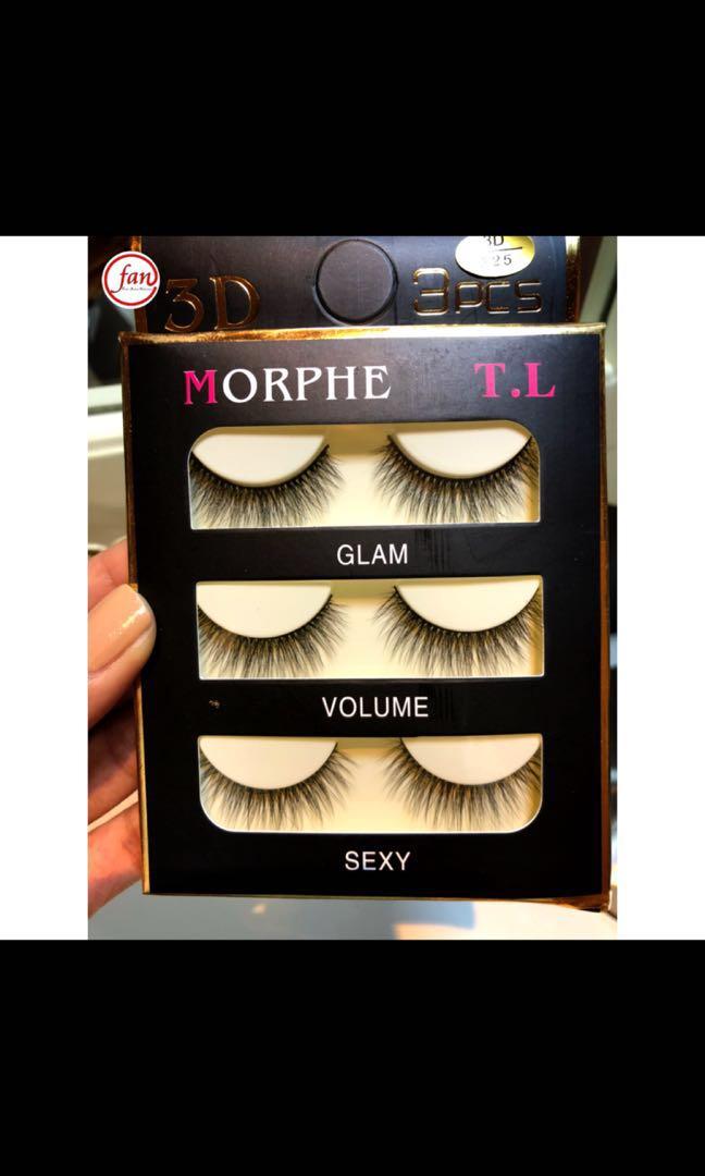 a74ff274472 3D False Eyelashes, Health & Beauty, Makeup on Carousell