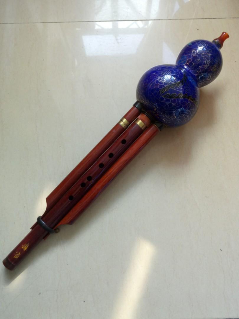 景泰藍胡笛