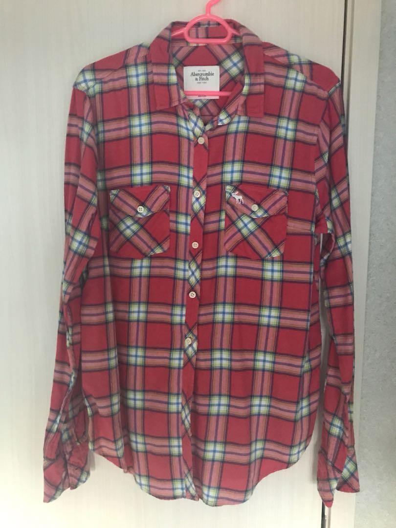 Abercrombie & Fitch AnF shirt women's