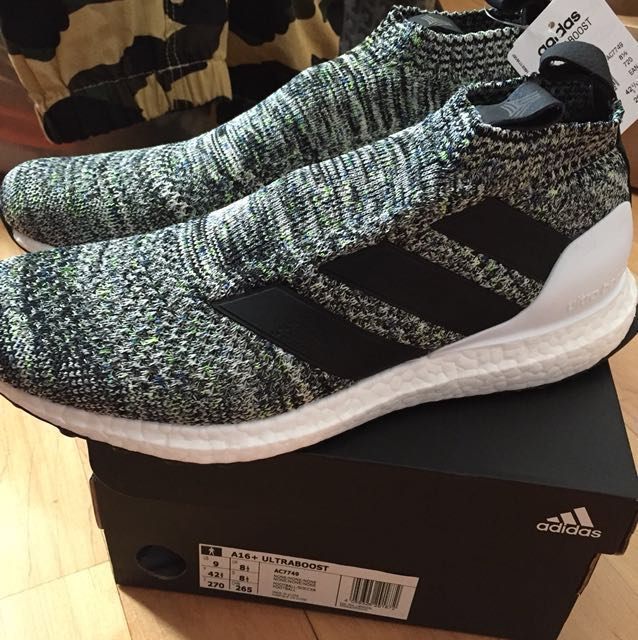the latest a9a18 2fab5 Adidas ACE 16 purecontrol ultraboost Oreo US 9 from Adidas shop TST