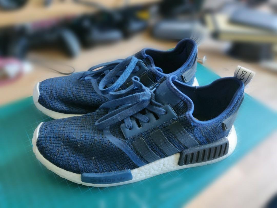 1fe5711b8 Adidas nmd r1 mystic blue