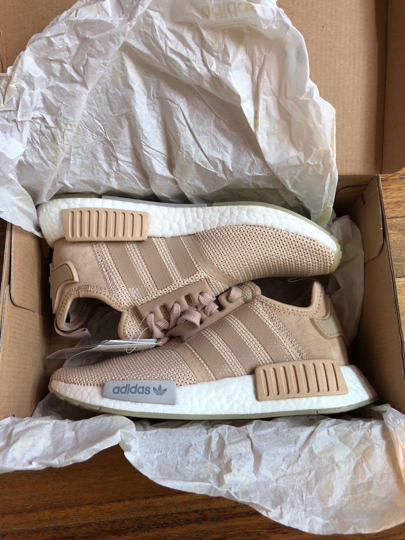 pretty nice ea541 dfc02 Adidas NMD R1 Womens UK4.5, Women's Fashion, Shoes, Sneakers ...