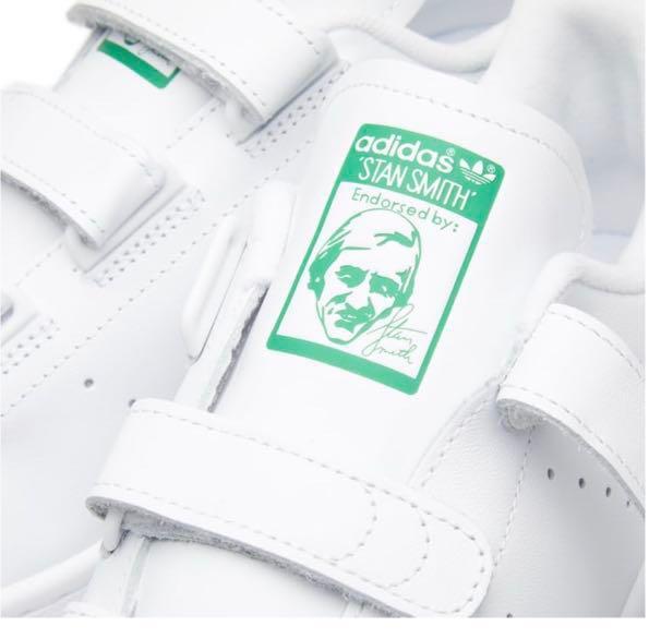 Adidas Stan Smith Velcro MENS US9 BNIB, Men's Fashion
