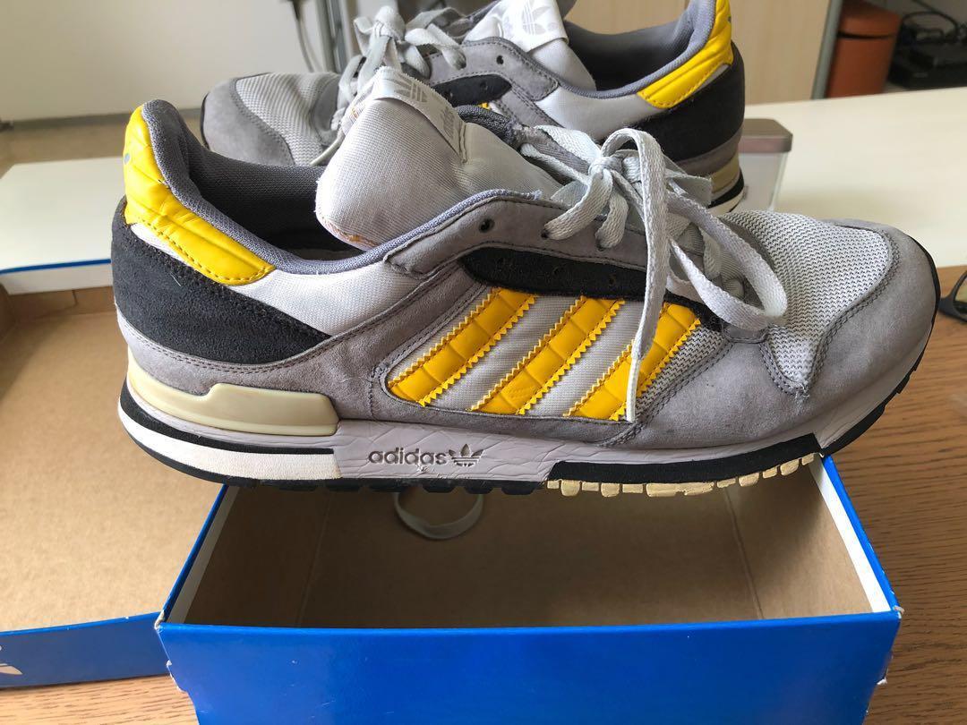 pas cher pour réduction 9b5a6 43bc2 Adidas ZX 600 Super Rare!, Men's Fashion, Footwear, Sneakers ...