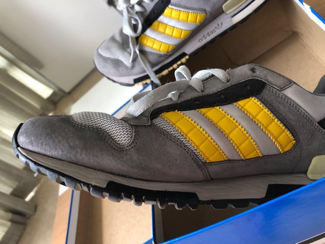 pas cher pour réduction f30d1 01e7a Adidas ZX 600 Super Rare!, Men's Fashion, Footwear, Sneakers ...