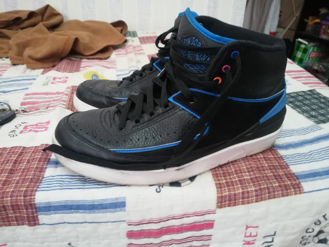 100% authentic 55f56 558e4 Air Jordan 2, Men s Fashion, Footwear, Others on Carousell