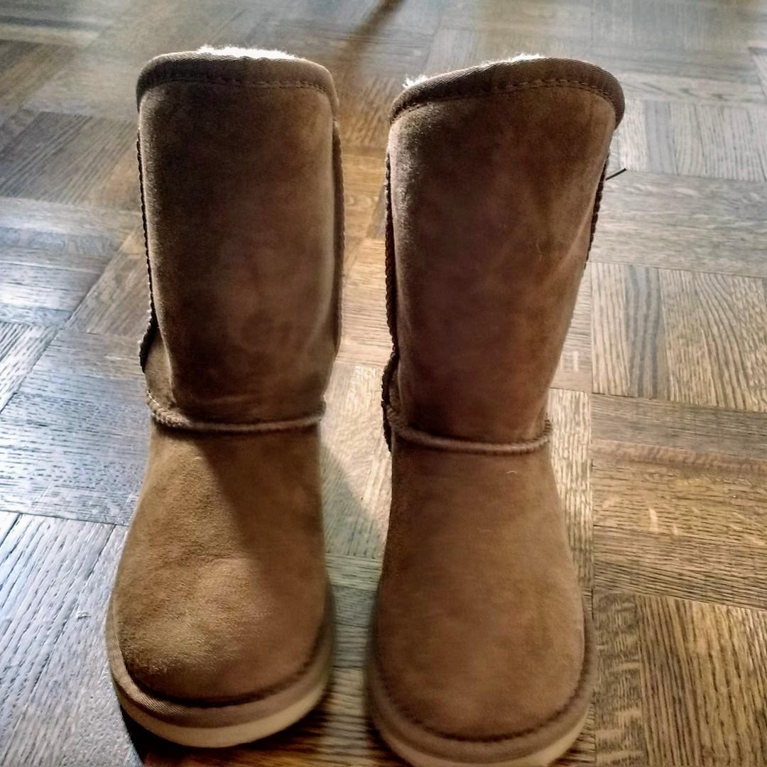 Australia Lux sheepskin boots size 5