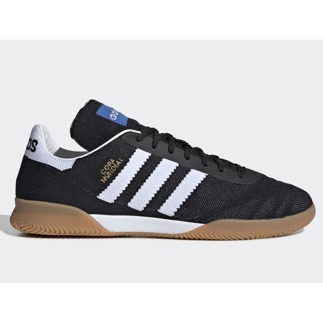 2123f270931 Authentic ADIDAS CONSORTIUM FOOTBALL COPA MUNDIAL 70Y TR Black ...