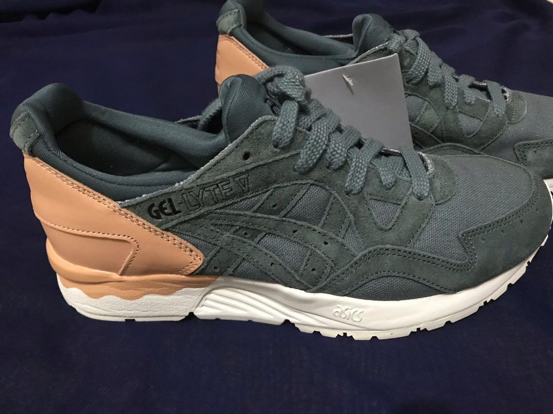 brand new f38ed 85228 Authentic Asics Tiger Gel Lyte V Dark Forest, Women's ...