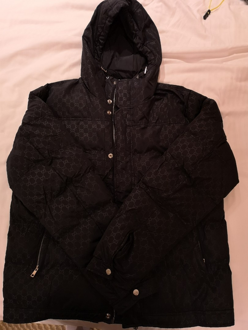 Authentic Gucci Mens Winter Jacket 95489878b689