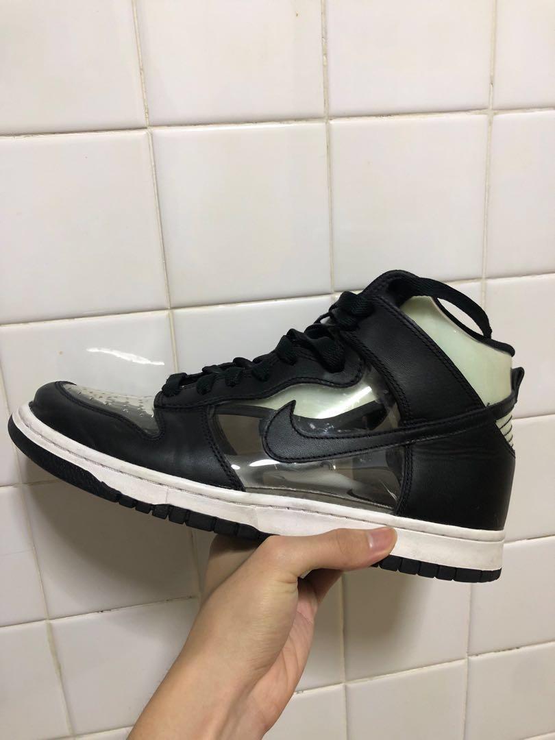 best sneakers 70ceb 384e5 CDG Nike Dunks US9, Men's Fashion, Footwear, Sneakers on ...