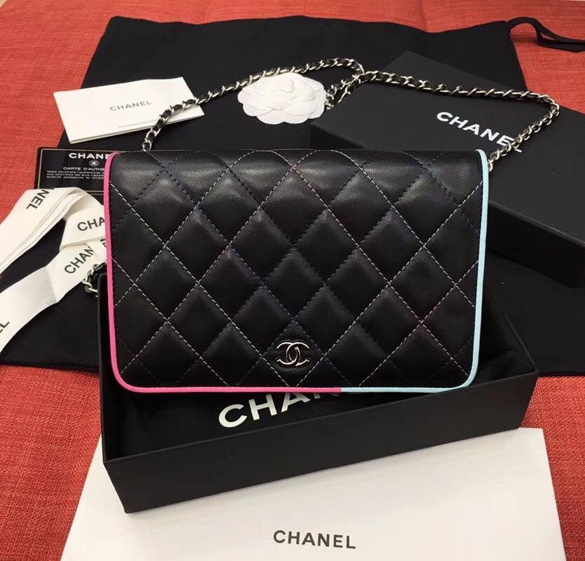 d6a91fed55e12d Chanel WOC 2019, Luxury, Bags & Wallets on Carousell