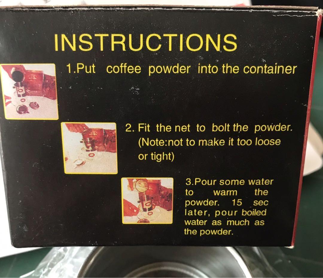 Coffee maker vietnam