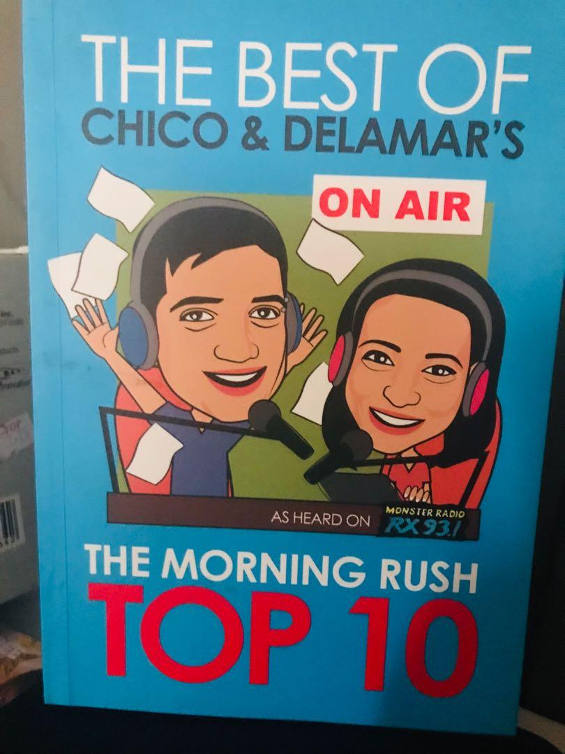 Decluttering Book Sale: Chico and Delamar's The Morning Rush Top 10