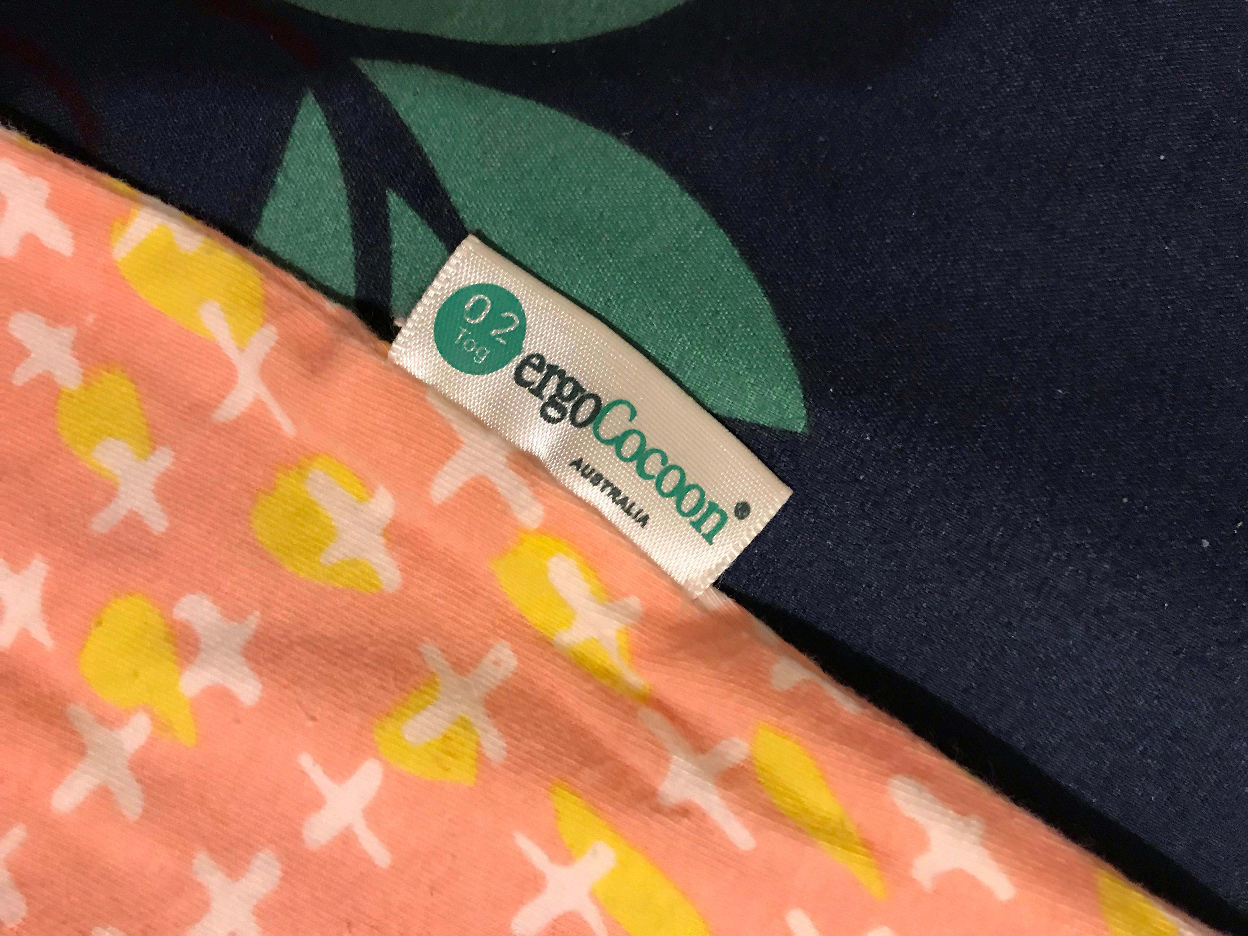 Ergococoon 澳洲知名品牌 寶寶睡過夜神器 (懶人包巾)