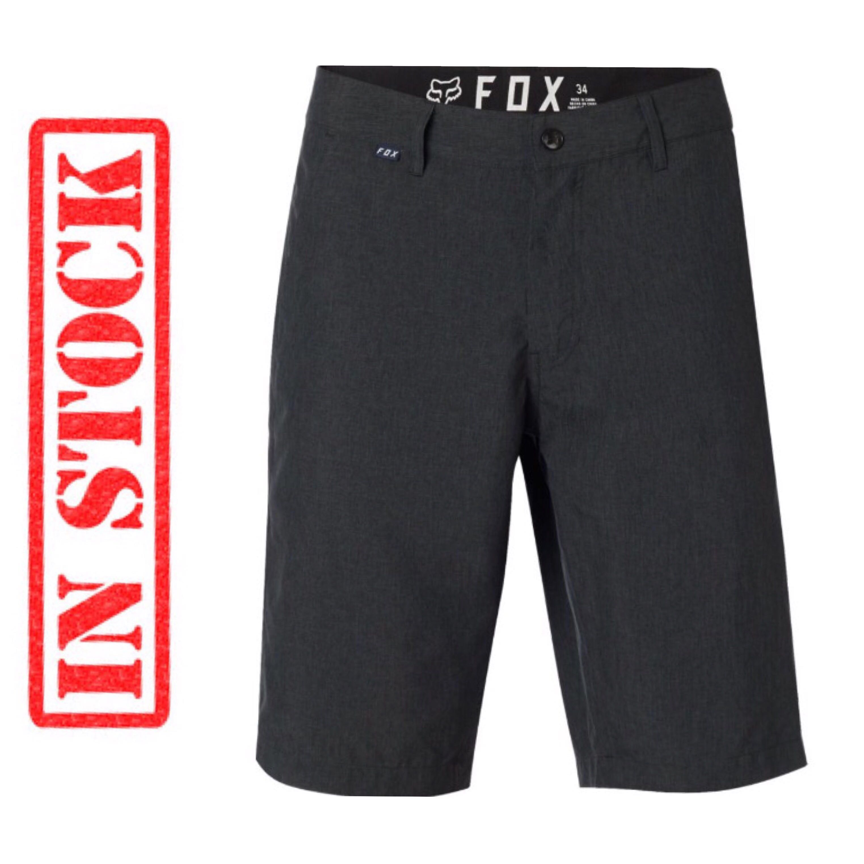 Black Fox Racing Mens Essex Casual Shorts
