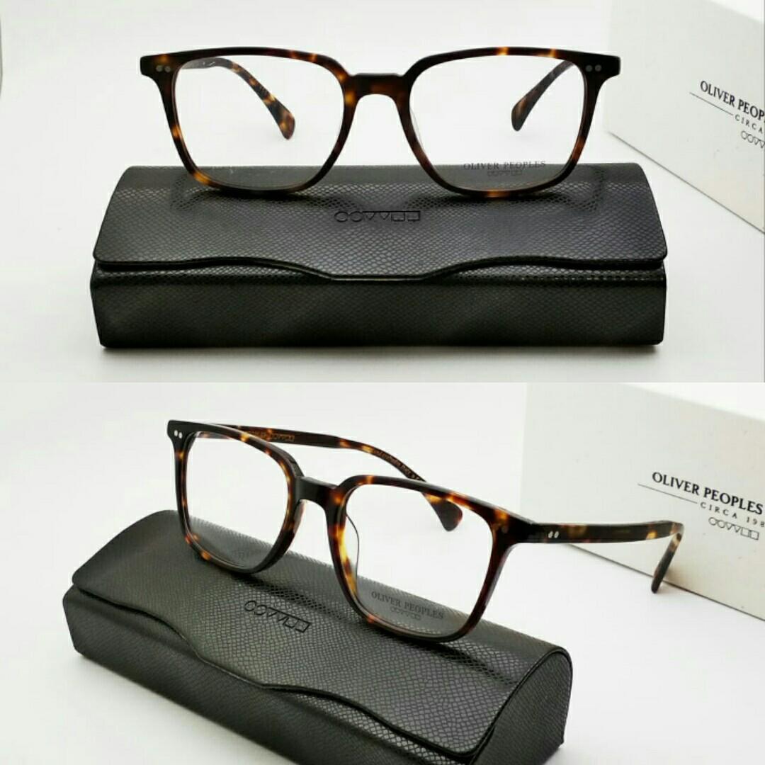 Frame kacamata oliver peoples 5317 opll