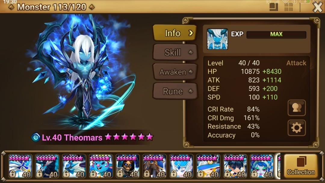 G1 RTA Summoners War Asia, Toys & Games, Video Gaming, Video