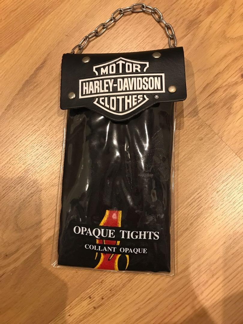 Harley Davidson tights. Never been opened or used . Still in package. Price negotiable.