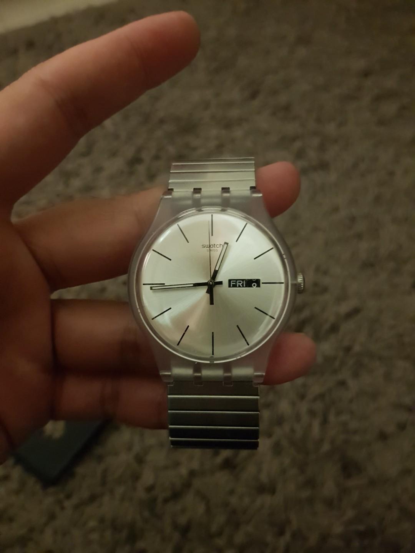 Jam tangan original Merk Swatch